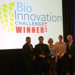Keith Brunt, lauréat du Défi BioInnovation 2014 Halifax (Nouvelle-Écosse) Halifax, Nova Scotia