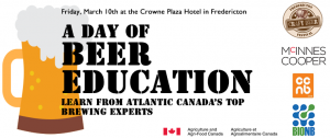 A day of beer education-FCBF17 @ Crowne Plaza Fredericton | Fredericton | New Brunswick | Canada
