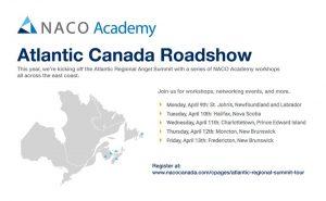NACO Academy Roadshow