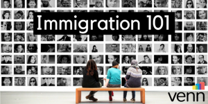 Immigration 101 @ Venn Centre