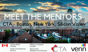 Meet the Mentors @ Venn Centre, Suite 201 | Moncton | New Brunswick | Canada