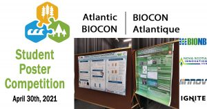 Atlantic BIOCON Student Poster Competition @ Online