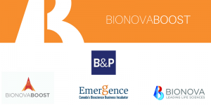 BioNova Boost: IP Strategy Talk for Life Science Startups @ Innovacorp Enterprise Centre