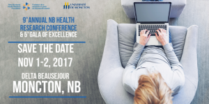 NB Health Research Conference @ Delta Beausejour Moncton